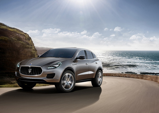 Maserati Luxury SUV 02
