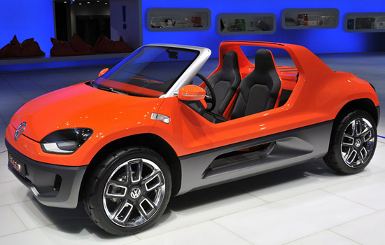 Volkswagen Up! Small Family Concept Car 07