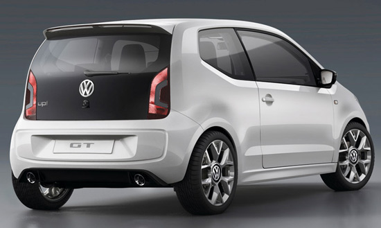 Volkswagen Up! Small Family Concept Car 11