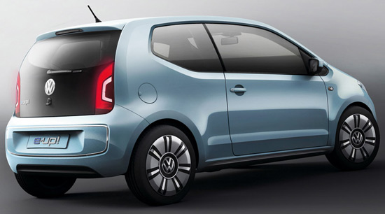 Volkswagen Up! Small Family Concept Car 13