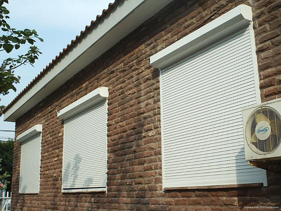Add a Touch of Practicality to Modern Home Design with Roller Shutters