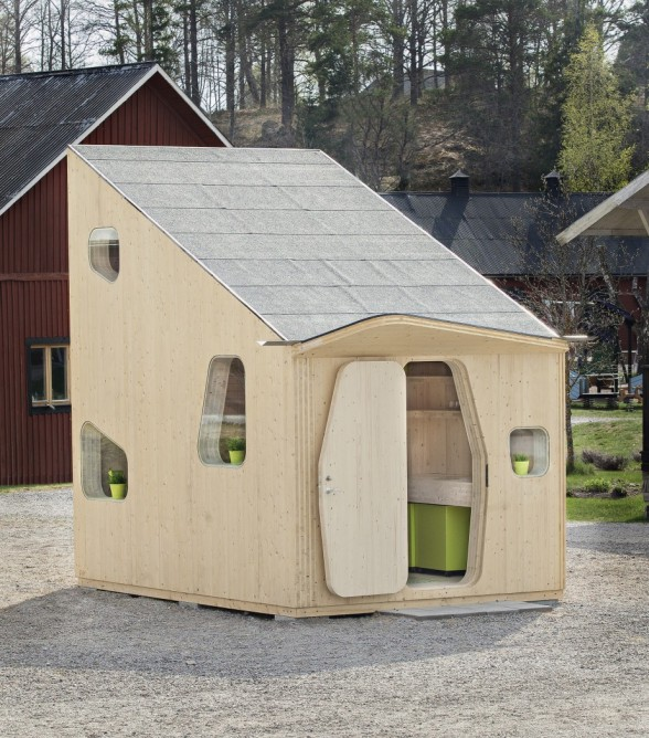 micro housing unit for students