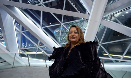 Greatest Works by Zaha Hadid