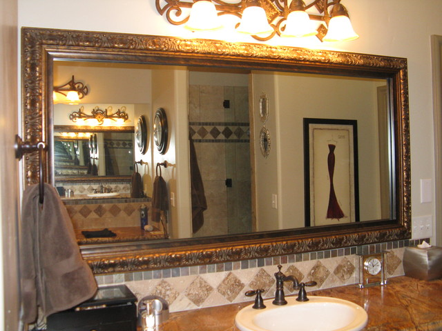 large bathroom mirrors art deco mirror