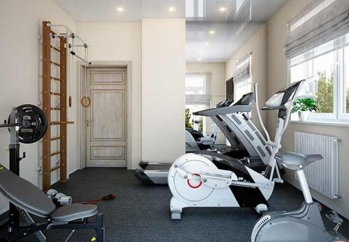 Home gym design ideas sweat it out in your own