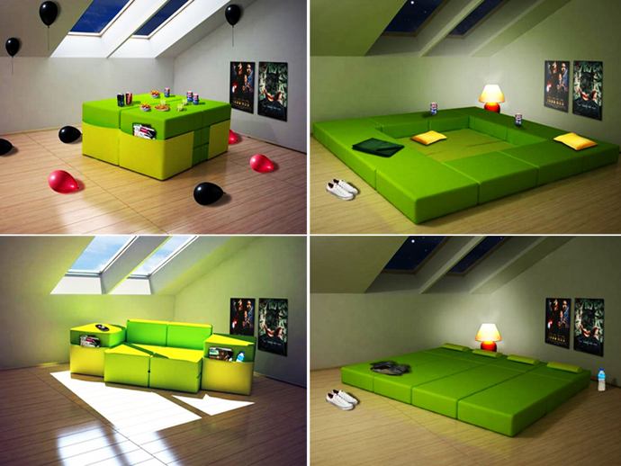 furniture for small living room