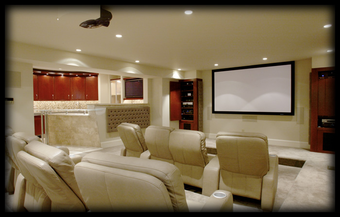 New home theater design ideas modern octopus Home theater interior design ideas