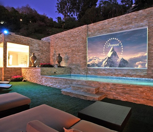 Modern Home Theatre Ideas: New Home Theater Design Ideas