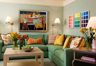 15 most inspiring living room color ideas for 2018 for Whats a good color for a living room