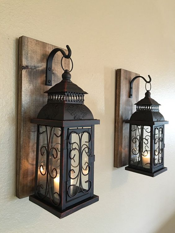 Iron Wall Decor Ideas : Wall d?cor ideas to liven up your house