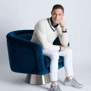 small bedroom design tips by Jonathan Adler